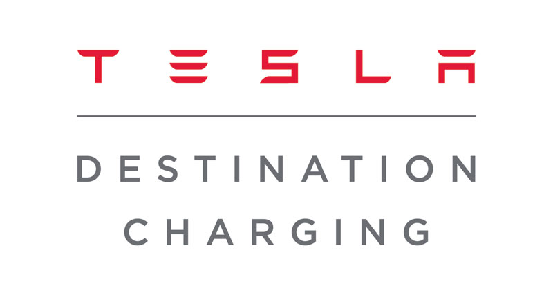 Destination Charging di Tesla